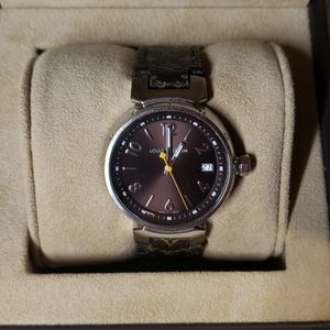 Louis Vuitton Touvelle Montre Quarts watch